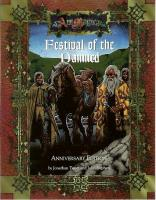 Festival of the Damned (Anniversary Edition)