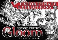 Gloom - Unfortunate Expeditions (2nd Edition)