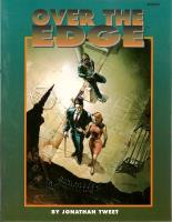 Over the Edge (1st Edition)