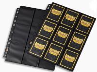 18-Pocket Binder Pages - Non-Glare (50)