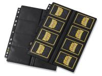 16-Pocket Binder Pages - Non-Glare (50)