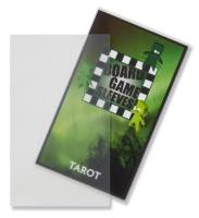 Board Game Card Sleeves - Non-Glare, Tarot Size (50)