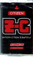 Citizen Z-G Booster Pack