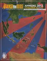2012 Annual w/Forlorn Hopes - The Defense of the Dutch East Indies 1942