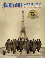 2015 Annual w/Four Roads to Paris - The Fall of France 1940