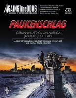 #22 w/Paukenschlag - Germany's Attack on America, January-June 1942