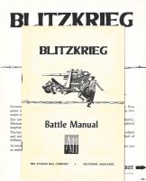 Blitzkrieg (1st Edition)