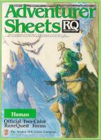Adventurer Sheets - Human