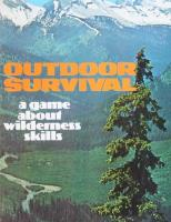 Outdoor Survival (1st Printing)