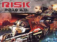 Risk 2210 A.D. (1st Printing, Large Box Edition)