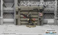 High Security Gate