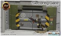 Security Gate - Wide