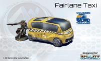 VT Fairlane Taxi