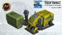 VT-Sorisso Automated Road Sweeper w/Bin