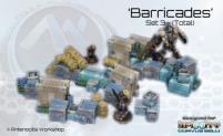 Crate Barricades - Set 3