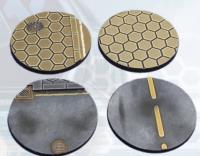 55mm Hex Bases - Round