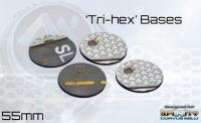 55mm Tri-Hex Bases - Round #2