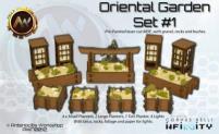 Oriental Garden Set #1