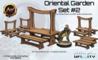 Oriental Garden Set #2