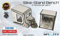Bike Stand Bench