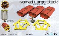 Cargo - Nomad Stack (Pre-Painted)