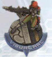 25mm Visual Arc Markers