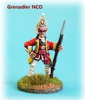 British Grenadier NCO
