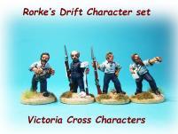 Rorkes Drift Victoria Cross Character Set