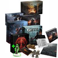 Tainted Grail - The Fall of Avalon - Grail Pledge (Collectors All-In Kickstarter Exclusive)