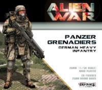 Panzer Grenadiers - German Heavy Infantry