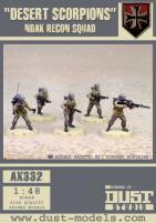 NDAK Recon Squad - Desert Scorpions