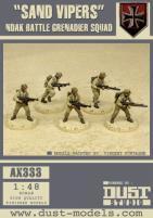 NDAK Battle Grenadier Squad - Sand Vipers