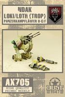 Panzerkampflaufer II-C (Flak) - Leopold (TROP)