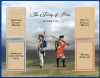 1755 Rebellion - The Treaty of Paris Board