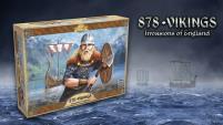 878 - Vikings, Invasions of England