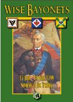 Wise Bayonets - Suvorov at the Trebbia