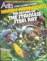 #10 w/The Return of the Stainless Steel Rat