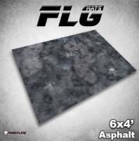 6' x 4' - Asphalt