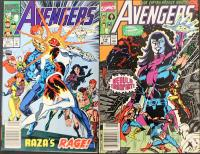 Avengers 2-Pack - Issues #318 & 351