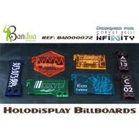 Holodisplay Billboards