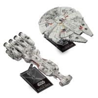 Bandai Star Wars - Blockade Runner & Millennium Falcon Set