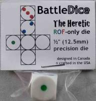 12.5mm Heretical Rate of Fire Die