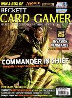"#14 ""Commander in Chief - Magic Commander 2016, Invasion - Vengeance"""