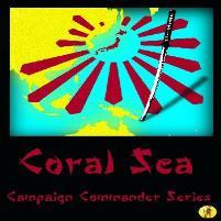 Campaign Commander #2 - Coral Sea