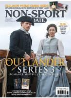 """#29 Vol. 4 """"Outlander Series 3, Star Trek Captains, Beatles Plaks"""""""