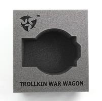 """4 1/2"""" Trollbloods - War Wagon Half Tray"""