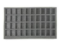 """1 1/2"""" Army Tray - 40 Troop"""