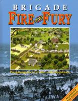 Brigade Fire And Fury (2nd Edition)