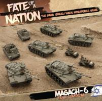 Magach-6 Tank Compant