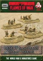 Desert Sandbags - Dug-In Markers